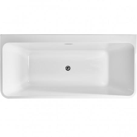 ISEO veggmontert badekar