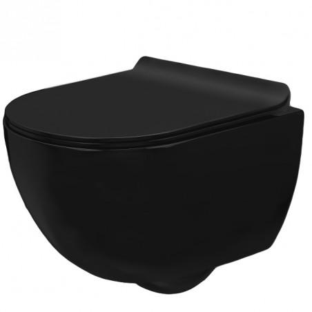 CARLUX toalett /svart...