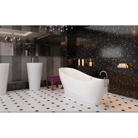 DIVA frittstående badekar...