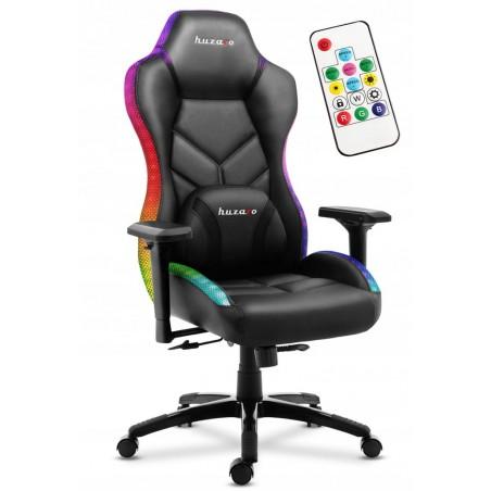Gamingstol HUZARO RGB med...