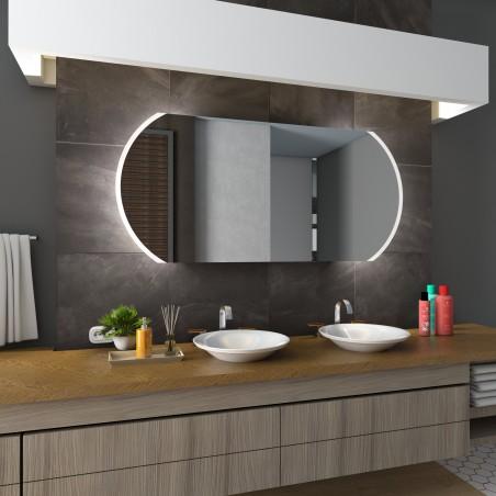 LUX RETRO BALTI  speil LED