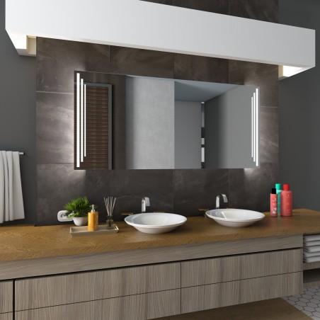 PRAGA speil LED